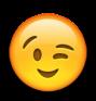 ios_emoji_emoticone_cligner_de_l_oeil_le_visage