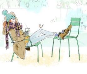 80c3cb7b7e18c0690d6b255f78f1b64b--illustration-girl-le-blog